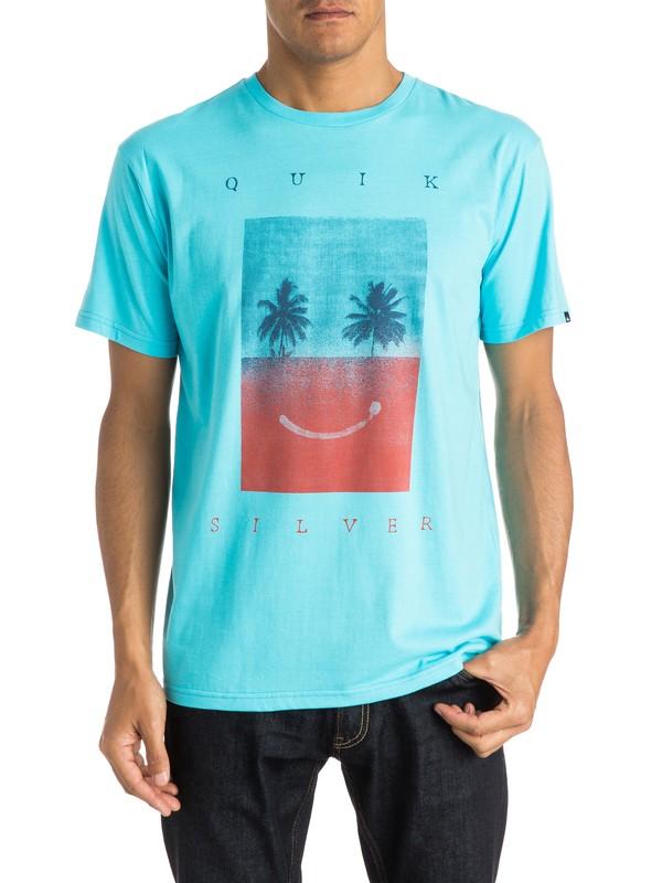 0 Classic Sad Is Better - T-shirt  EQYZT03632 Quiksilver