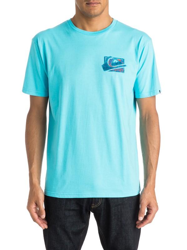 0 Classic MW Spray - T-shirt  EQYZT03635 Quiksilver