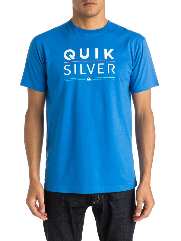 0 Classic Fully Stacked - T-shirt  EQYZT03639 Quiksilver