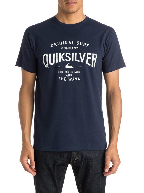 0 Classic Claim It - T-shirt  EQYZT03640 Quiksilver