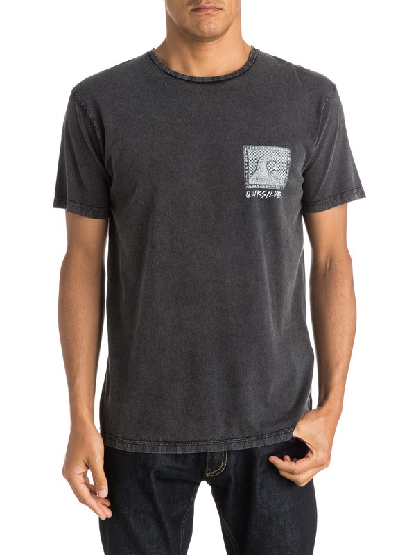 0 Checkered Past - Camiseta  EQYZT03643 Quiksilver