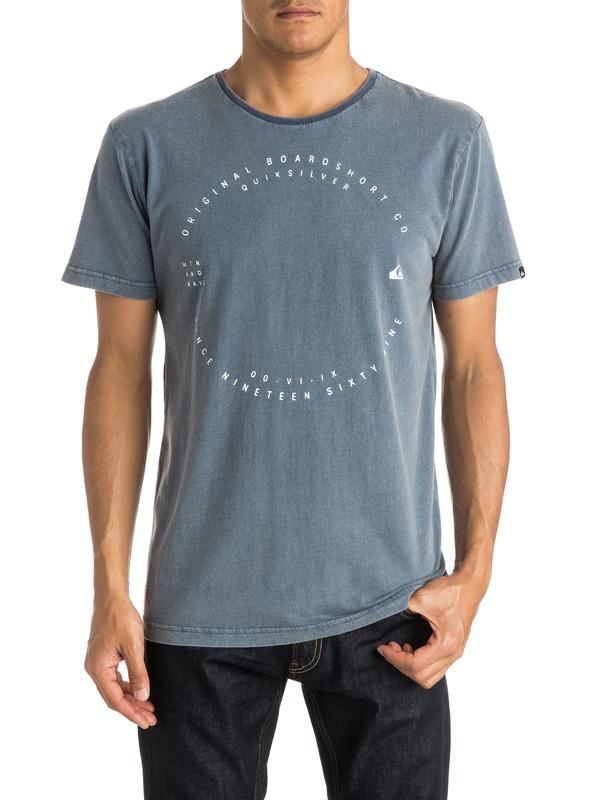 0 Acid Hole - T-shirt  EQYZT03645 Quiksilver