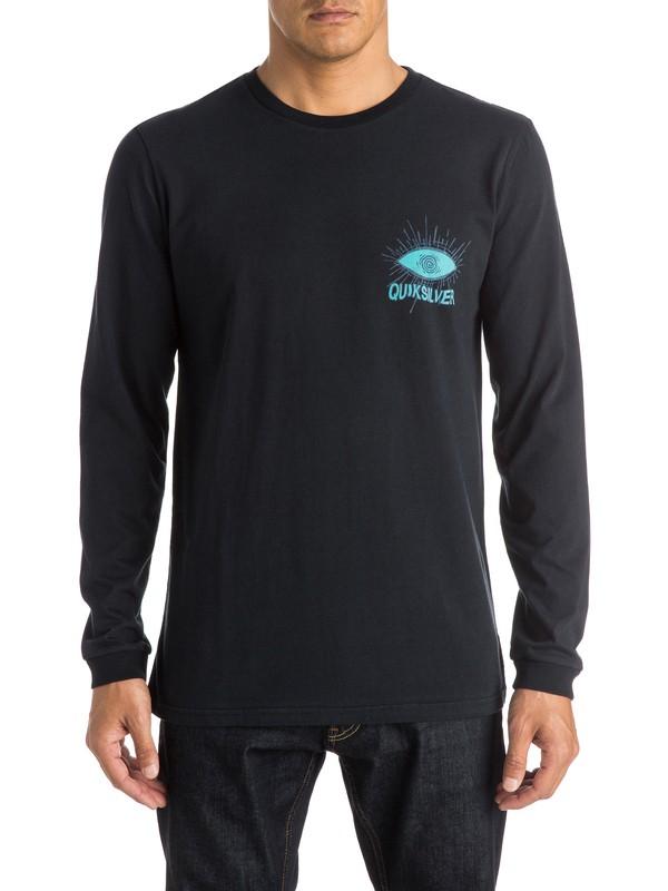 0 Dark Rituals Gateway - T-shirt manches longues  EQYZT03649 Quiksilver