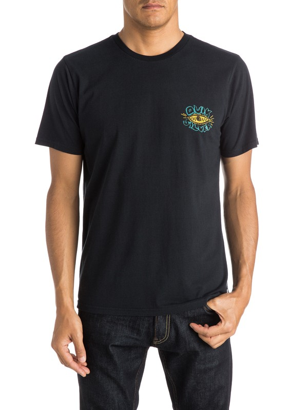 0 Visions Tee  EQYZT03667 Quiksilver