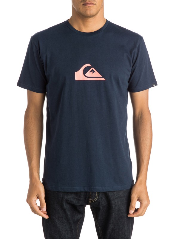0 Classic Everyday MW - T-shirt  EQYZT03688 Quiksilver