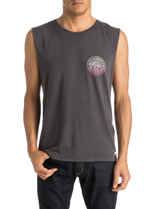 0 SPIRAL MUSCLE  EQYZT03698 Quiksilver