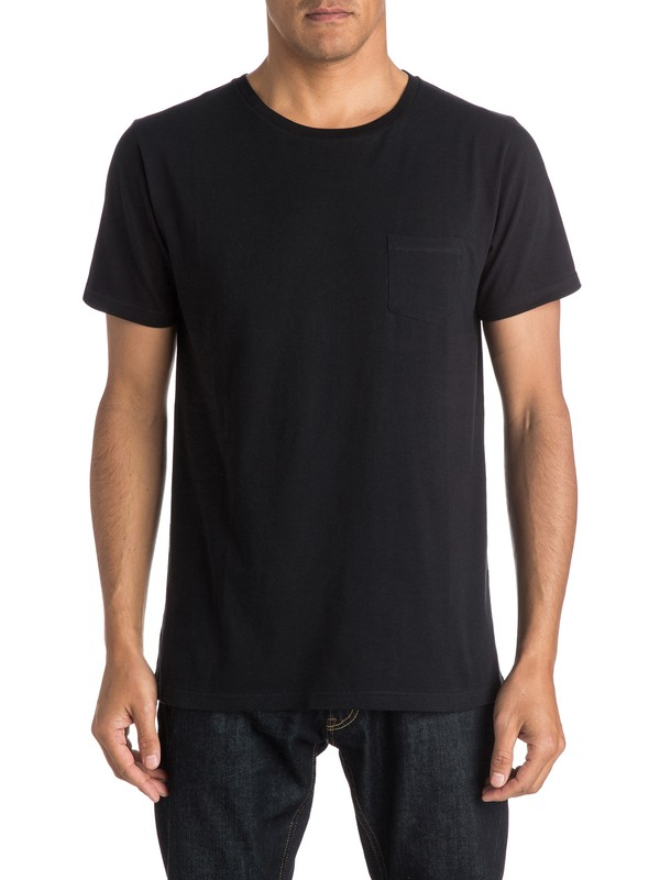 0 Adamson Wall - T-shirt  EQYZT03735 Quiksilver