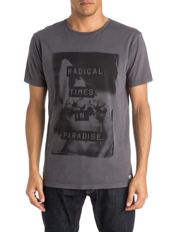 0 Garment Dye In Bloom - T-shirt  EQYZT03760 Quiksilver