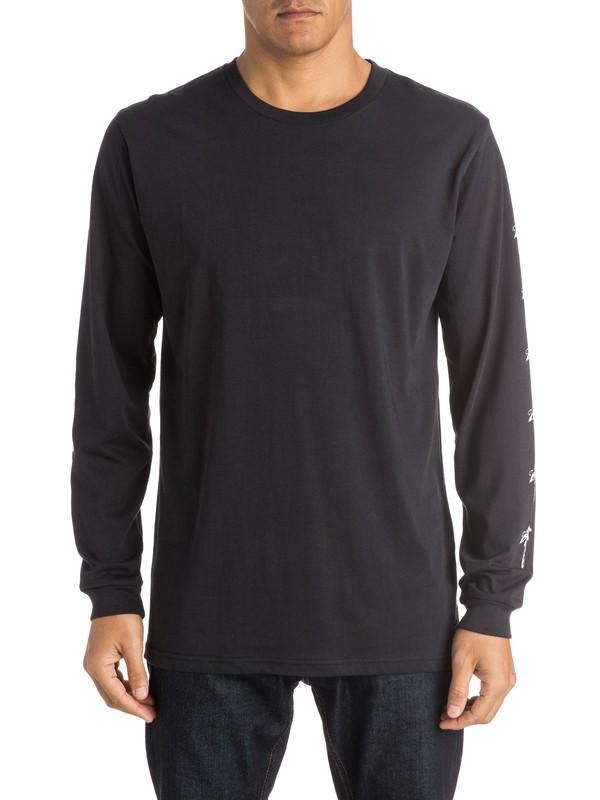0 Scorpion Paradise Long Sleeve T-Shirt  EQYZT03772 Quiksilver