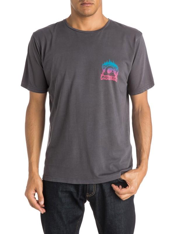 0 Rad Times - T-Shirt  EQYZT03800 Quiksilver