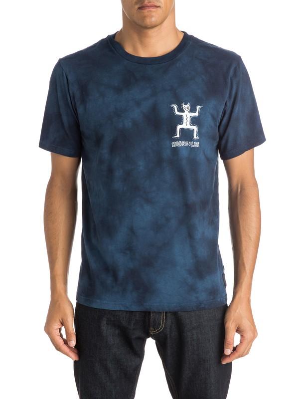 0 Dark Tribe T-Shirt  EQYZT03819 Quiksilver