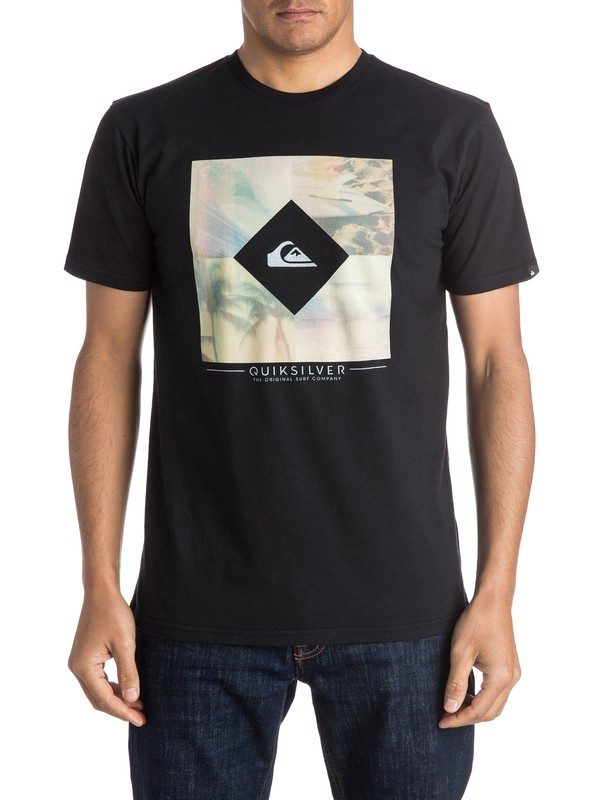 0 Classic Diamond Days - Tee-Shirt  EQYZT03907 Quiksilver