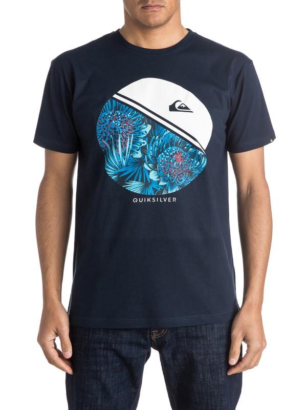 0 Classic Free Wheelin - Tee-Shirt  EQYZT03923 Quiksilver