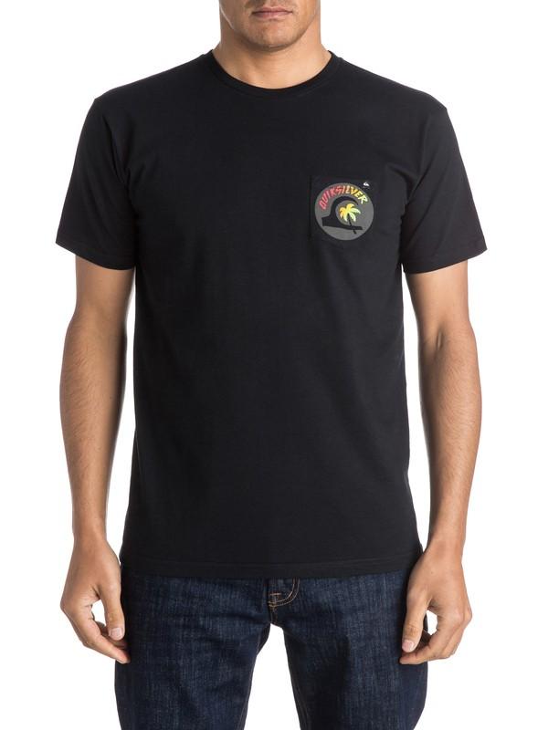 0 Classic Hot Spot - Tee-Shirt  EQYZT03930 Quiksilver