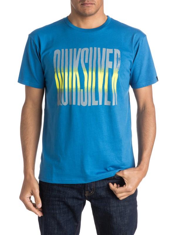 0 Classic Neon Front - Tee-Shirt  EQYZT03933 Quiksilver