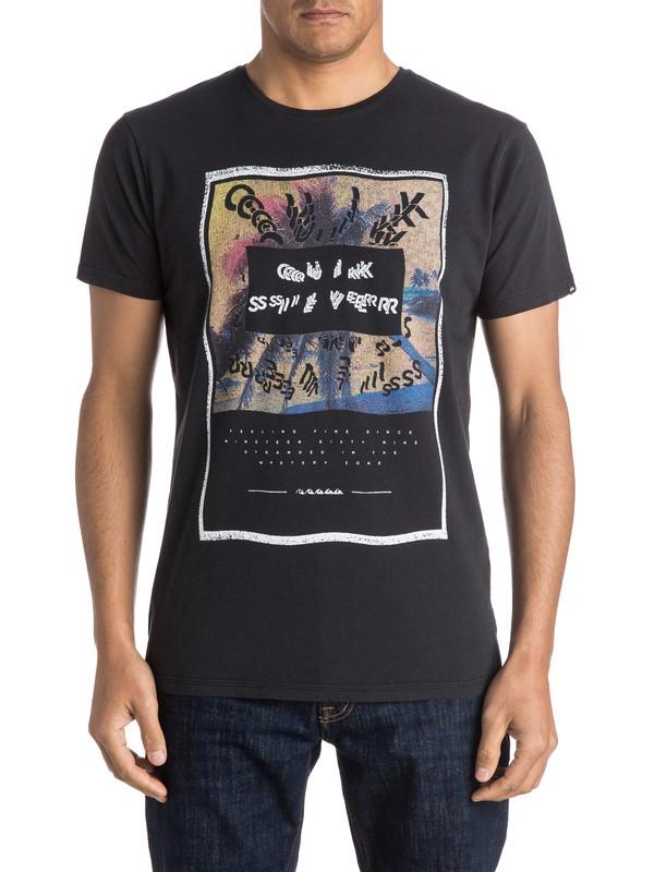 0 Vortex - Tee-Shirt  EQYZT03945 Quiksilver