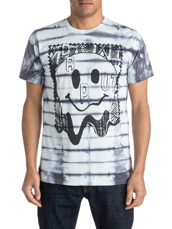 0 PM Drop Out - Tee-Shirt  EQYZT03958 Quiksilver