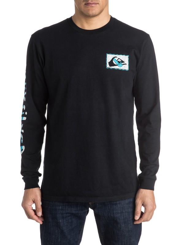 0 AM Upper Class - Tee-Shirt à manches longues  EQYZT03962 Quiksilver