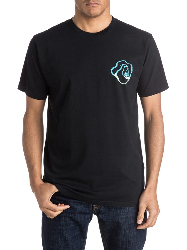 0 AM Stay High - Tee-Shirt  EQYZT03965 Quiksilver