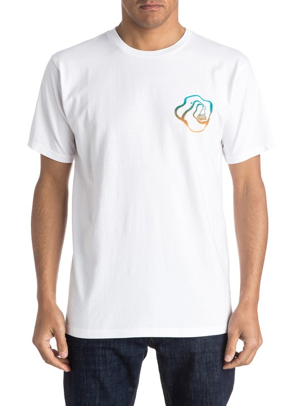 0 AM Stay High Tee  EQYZT03965 Quiksilver
