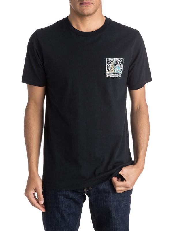 0 Fine Art - Tee-Shirt  EQYZT03995 Quiksilver