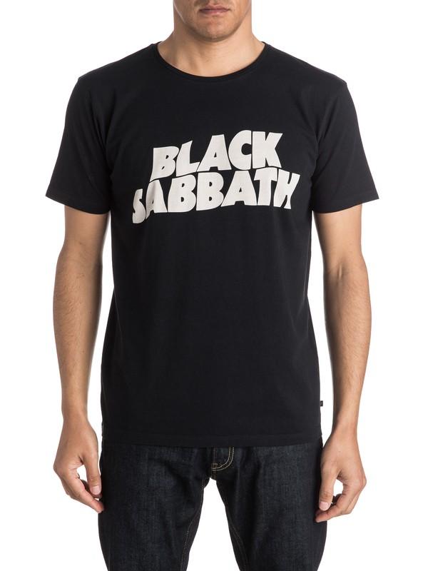 0 Quiksilver Music Collab Black Sabbath Classic - Camiseta  EQYZT04132 Quiksilver