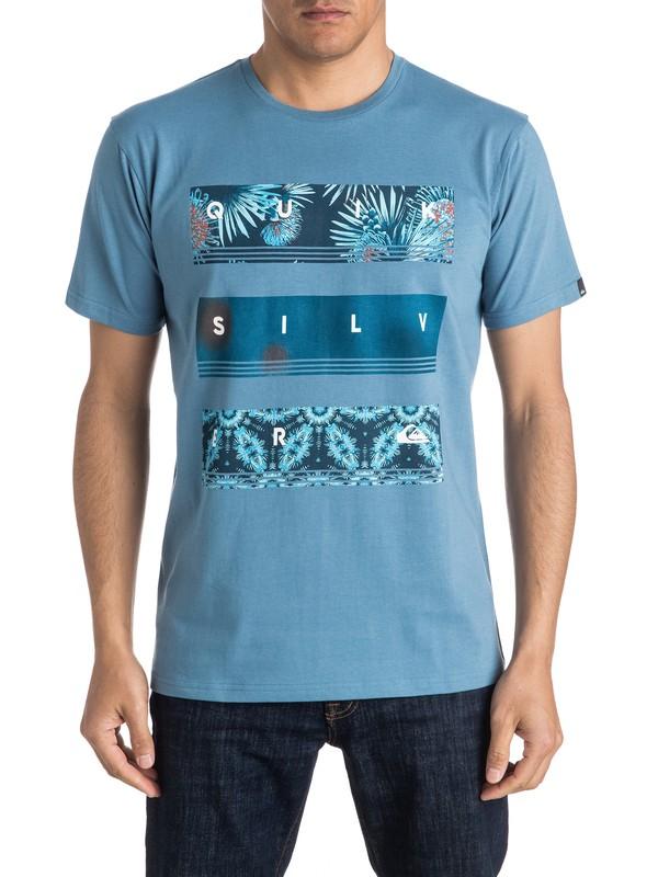 0 Classic Hyper Stack - Tee-Shirt  EQYZT04259 Quiksilver