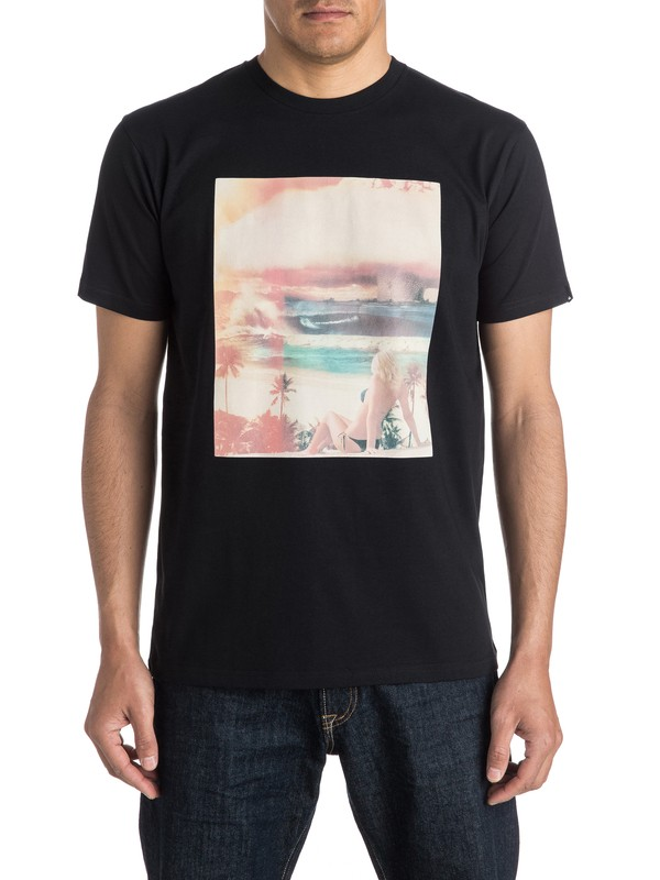 0 Classic World War Pipe - Camiseta  EQYZT04261 Quiksilver