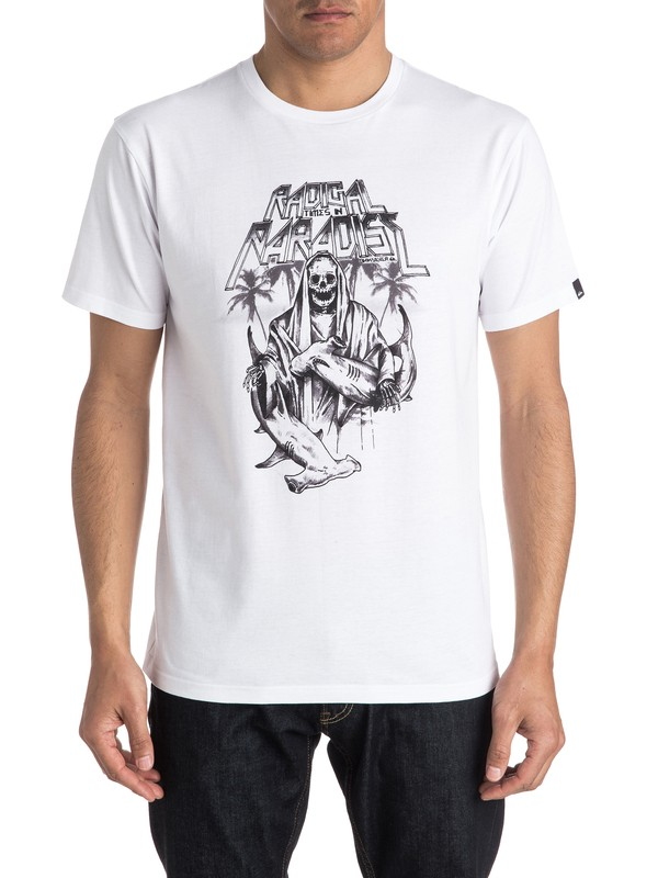 0 Classic Mr Paradise - Tee-Shirt  EQYZT04262 Quiksilver