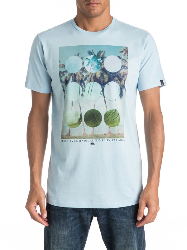 0 Classic Lost Paradise - Tee-Shirt  EQYZT04282 Quiksilver