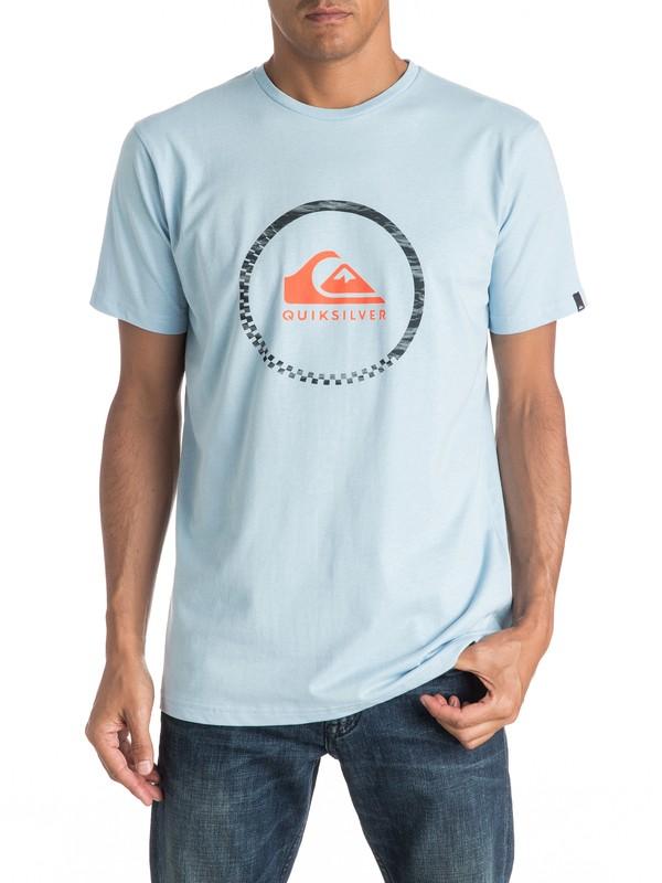 0 Classic Active Logo 3.0 - Tee-Shirt  EQYZT04285 Quiksilver