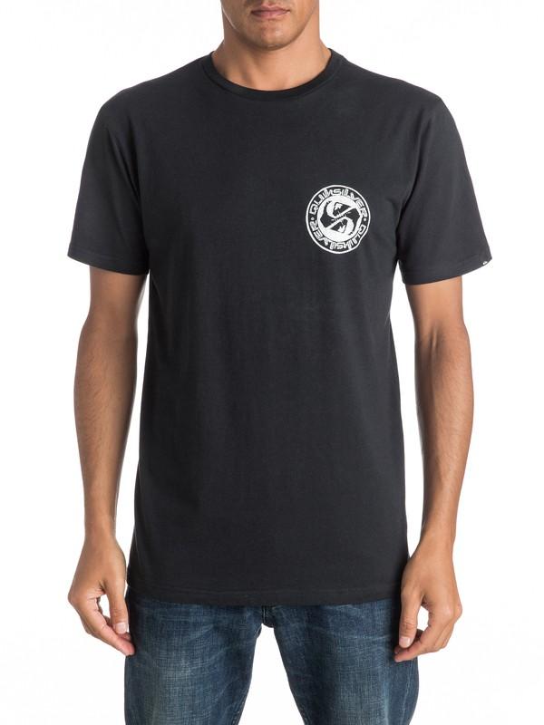 0 Classic Balanced 69 - Tee-Shirt  EQYZT04297 Quiksilver