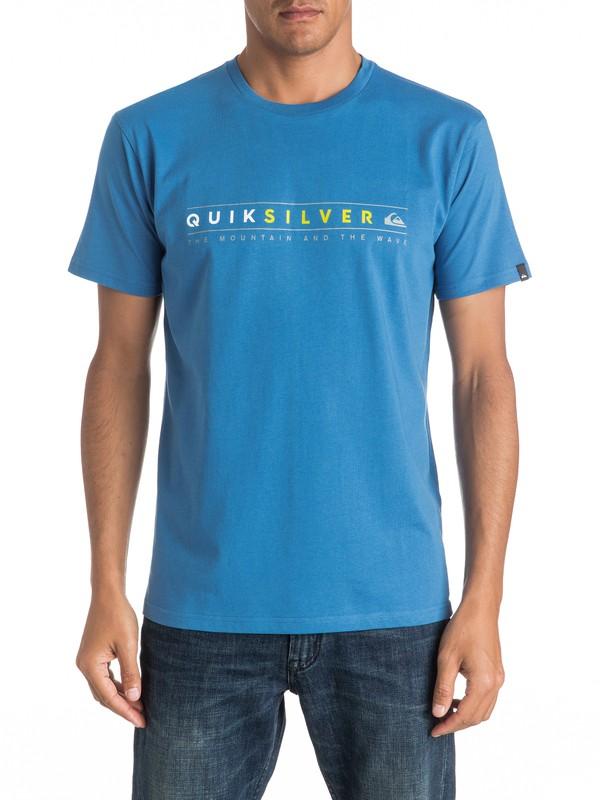 0 Classic Always Clean - Tee-Shirt  EQYZT04305 Quiksilver