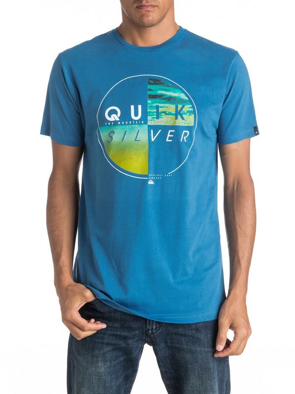 0 Футболка Classic Blazed  EQYZT04330 Quiksilver