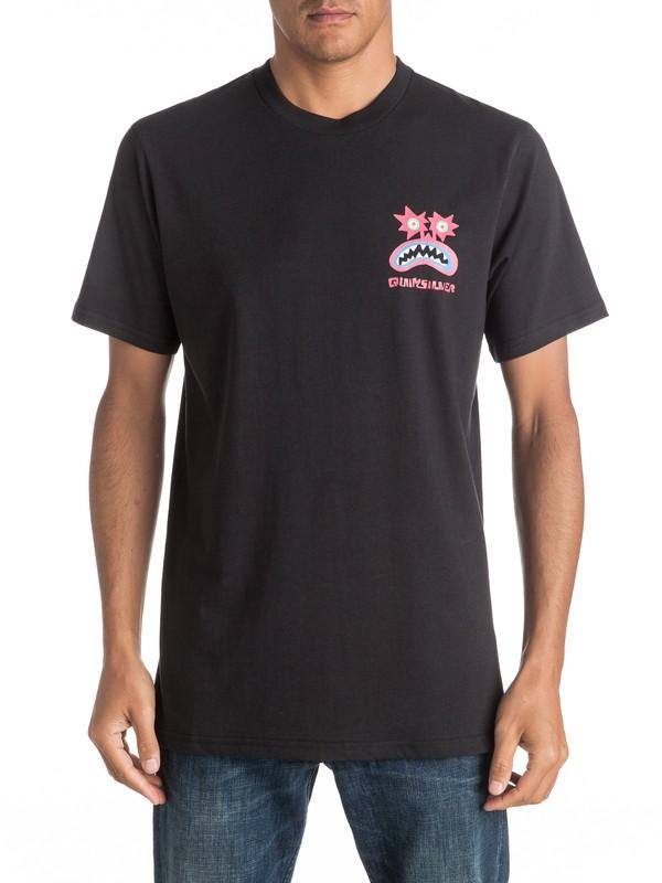 0 Boogey Man - T-Shirt  EQYZT04331 Quiksilver
