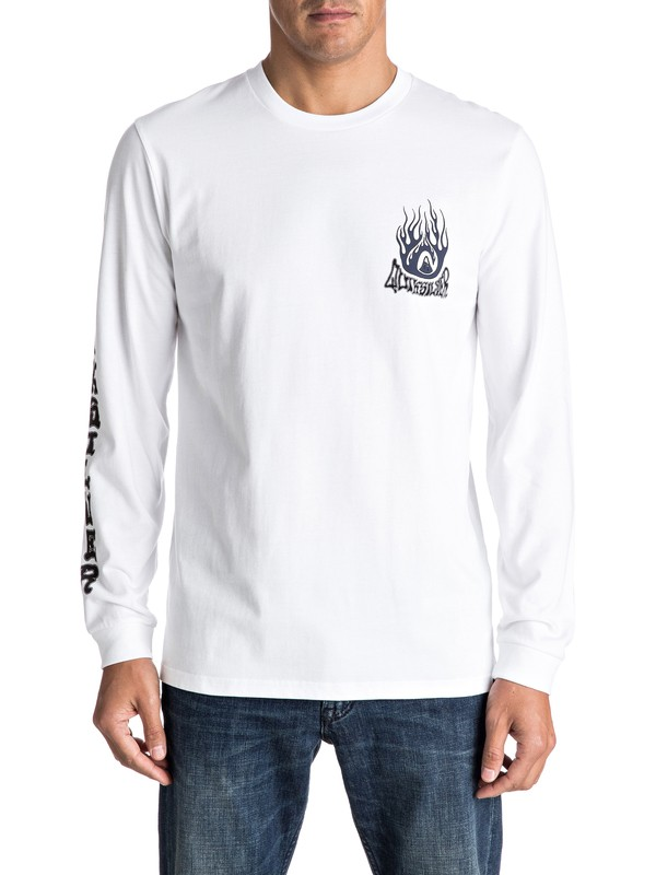 0 Hot Deals Long Sleeve Tee  EQYZT04376 Quiksilver