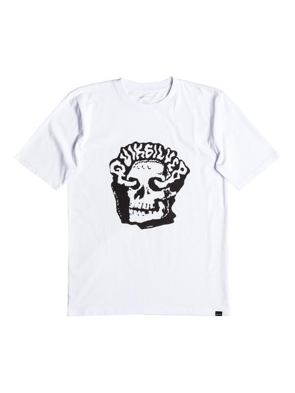 0 Smoke Out Tee  EQYZT04379 Quiksilver
