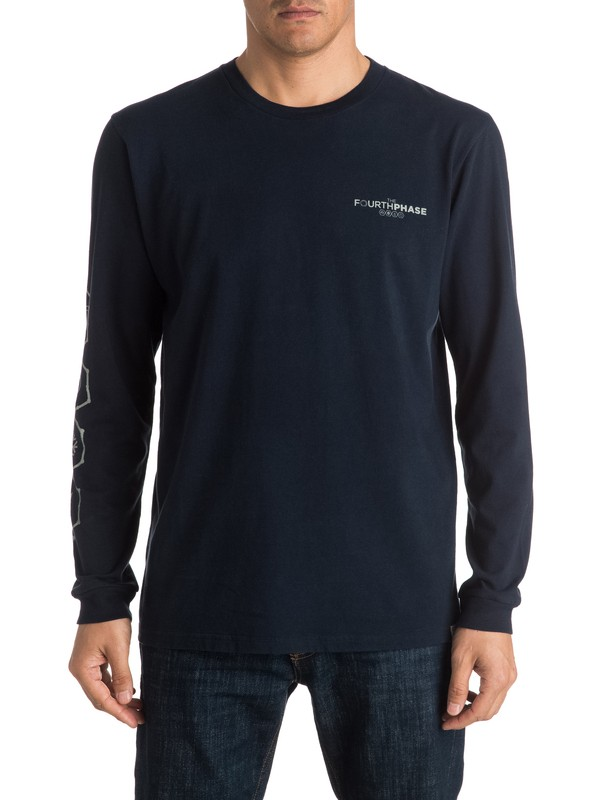 0 The Fourth Phase Long Sleeve Tee  EQYZT04383 Quiksilver