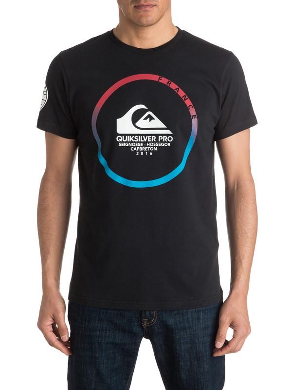 0 QS Pro France 2016 - Tee-Shirt  EQYZT04399 Quiksilver