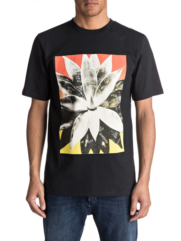 0 Resin Wars - Tee-Shirt pour Homme  EQYZT04473 Quiksilver