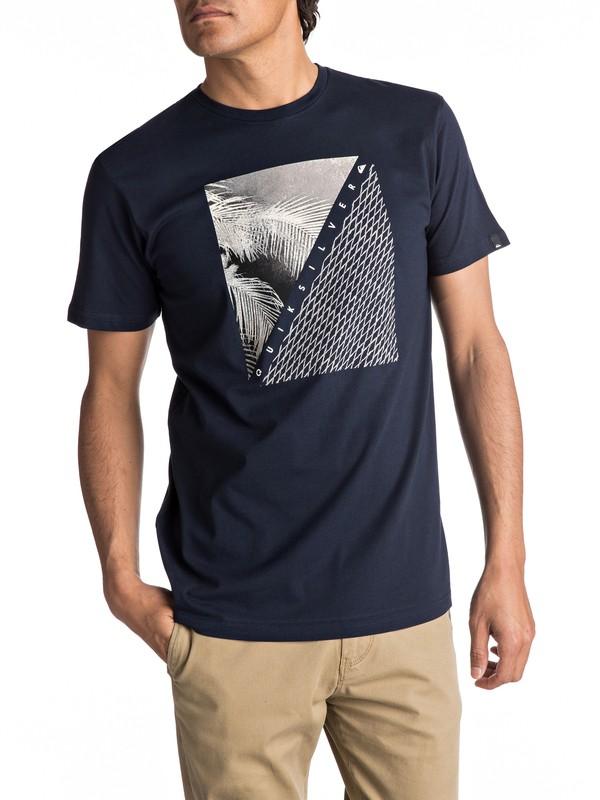 0 Classic Coast Lines - Tee-Shirt  EQYZT04512 Quiksilver