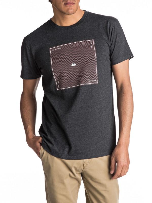 0 Premium Heat Waves - T Shirt col rond  EQYZT04546 Quiksilver