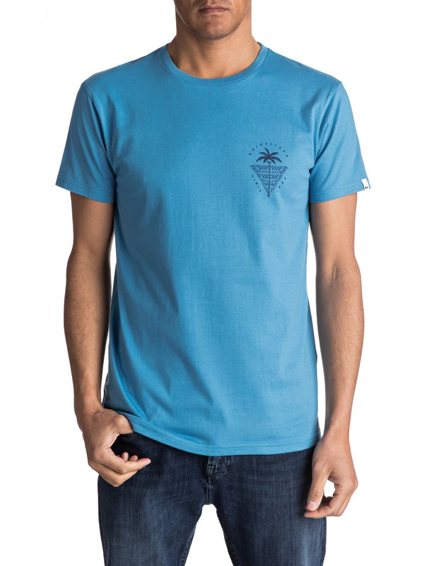 0 Sust East Palm Break Tee  EQYZT04549 Quiksilver