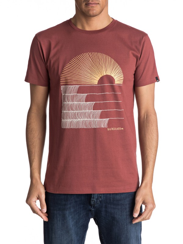 0 Sust East Morning Glide Tee  EQYZT04550 Quiksilver