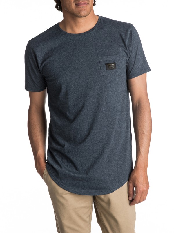 0 Scallop East Woven Tee  EQYZT04555 Quiksilver