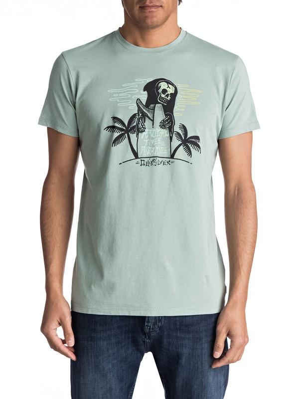 0 Dye Sunset Ripper - Tee-Shirt pour Homme  EQYZT04558 Quiksilver