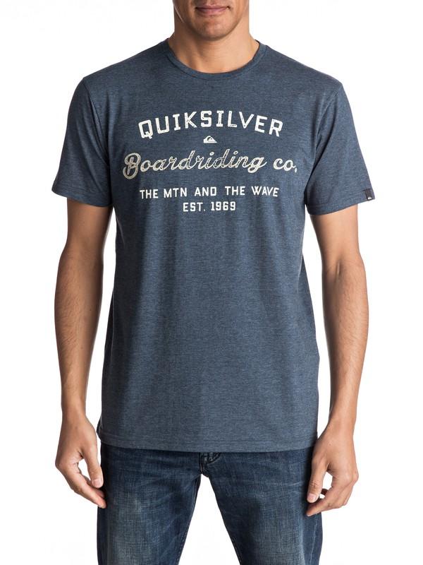0 T Street - Tee-Shirt  EQYZT04709 Quiksilver