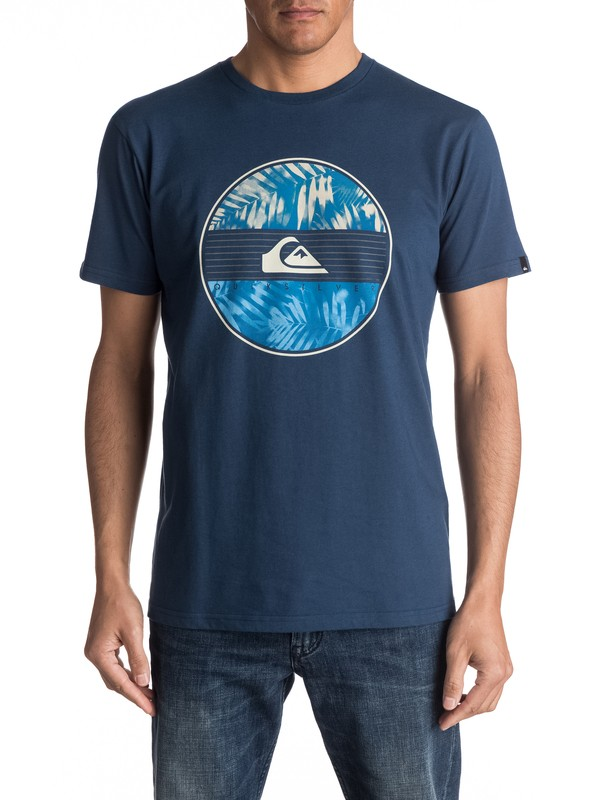 0 In The Jungle - Tee-Shirt  EQYZT04710 Quiksilver