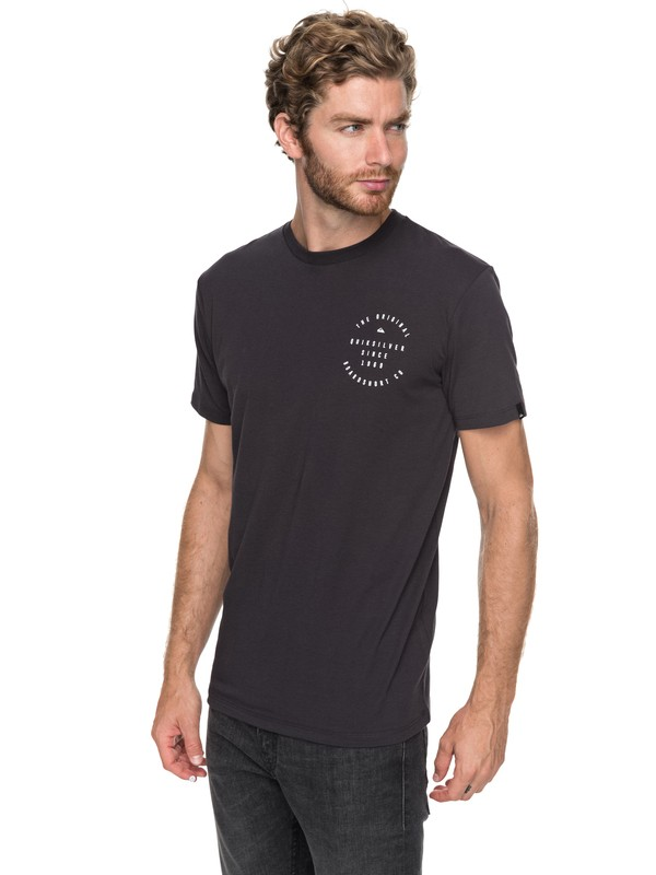 0 Dome Speak - Technical T-Shirt for Men Black EQYZT04747 Quiksilver