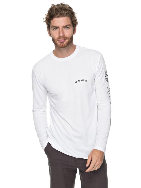 0 Next Steps - T-shirt technique à manches longues pour Homme  EQYZT04749 Quiksilver